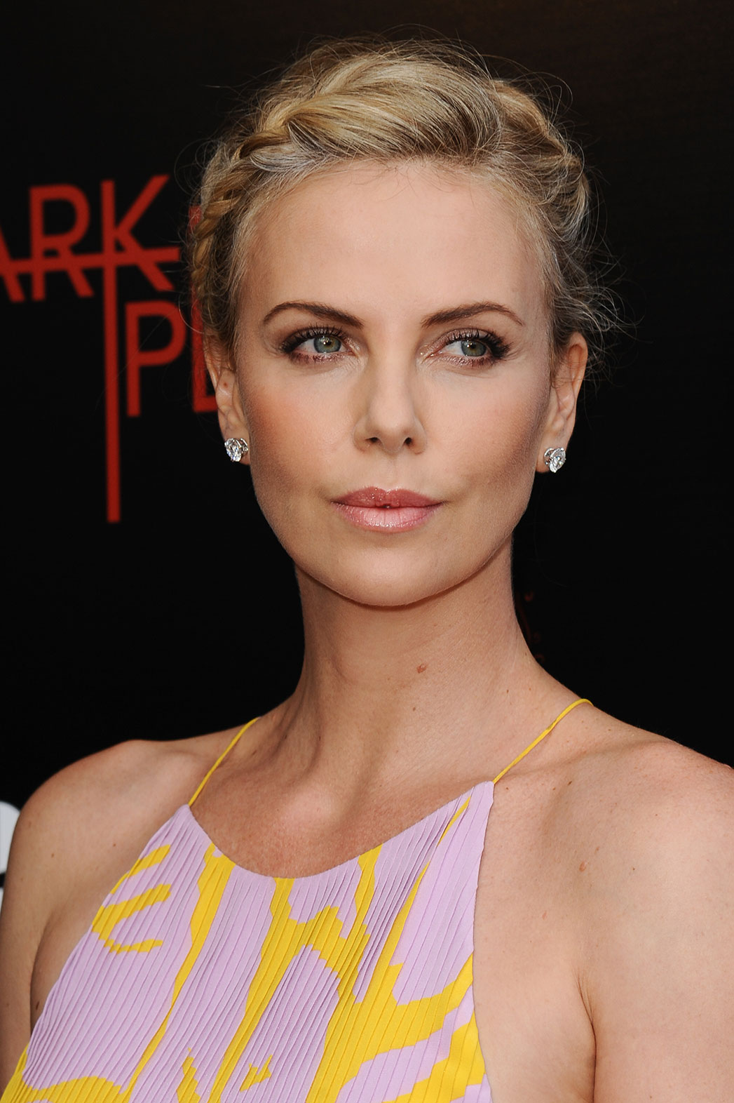 Charlize Theron, Dark Places Premiere - P 2015