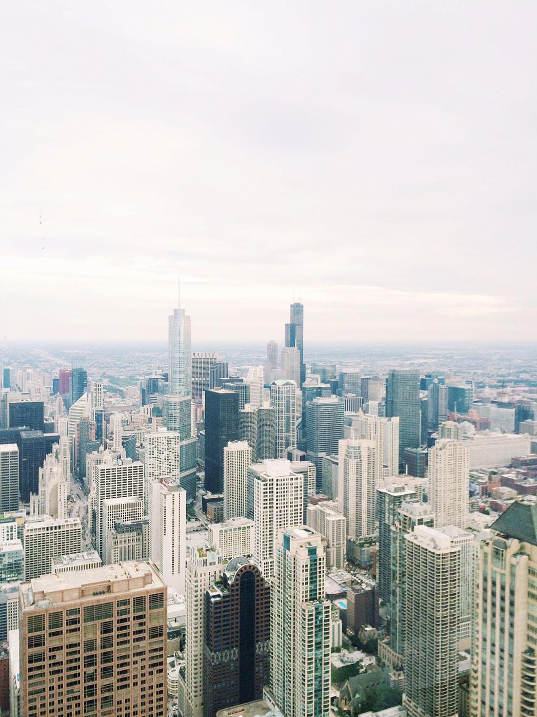 DO NOT USE Chicago Skyline - P 2015