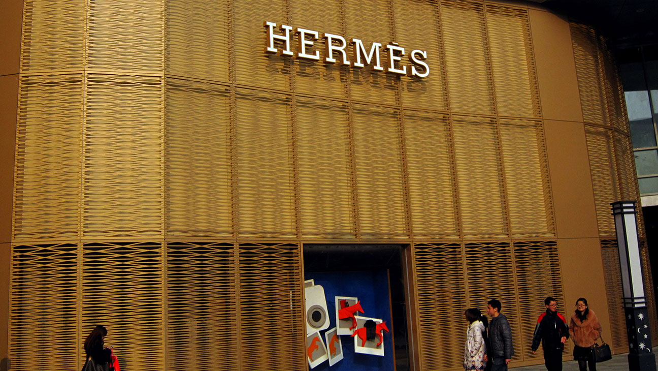 Hermes Storefront China - H 2015