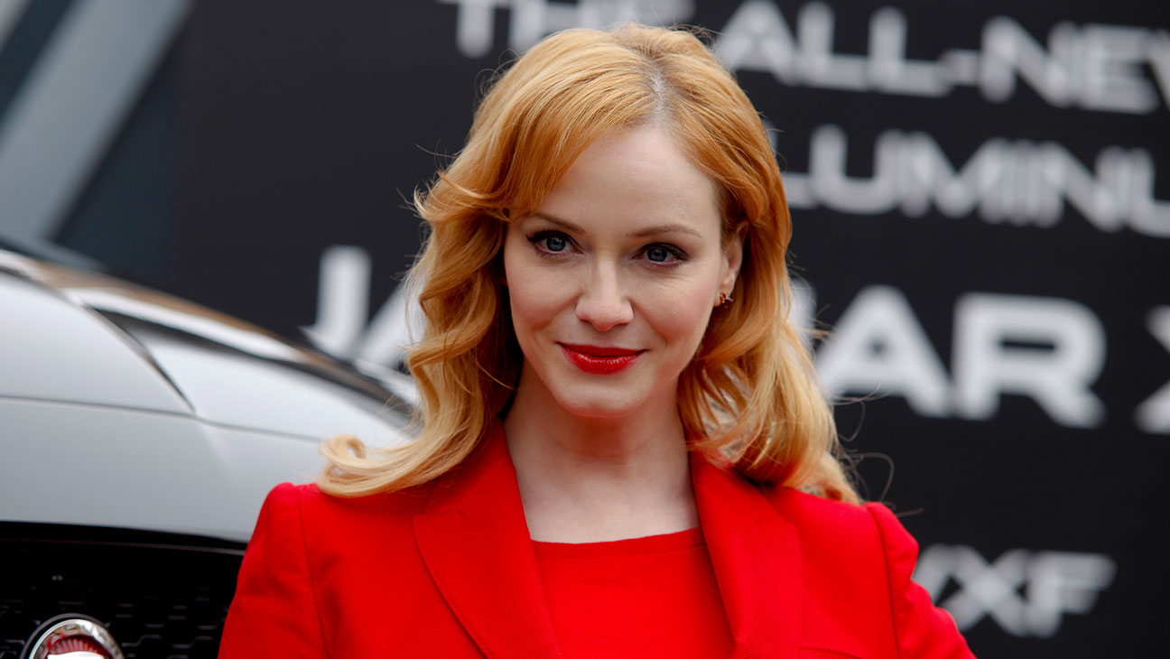 Christina Hendricks - H 2015