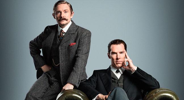 Sherlock Christmas Special - H 2015