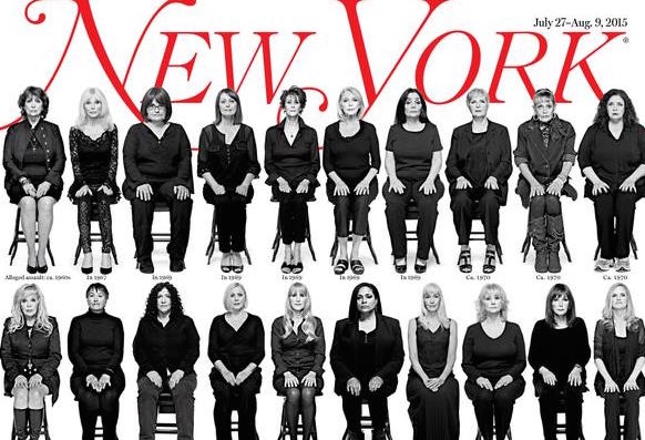NY Mag Cosby Women Cover H 2015