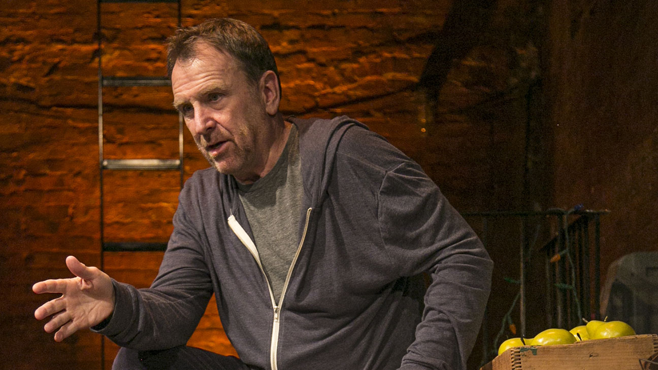 Colin Quinn The New York Story Production Still - H 2015