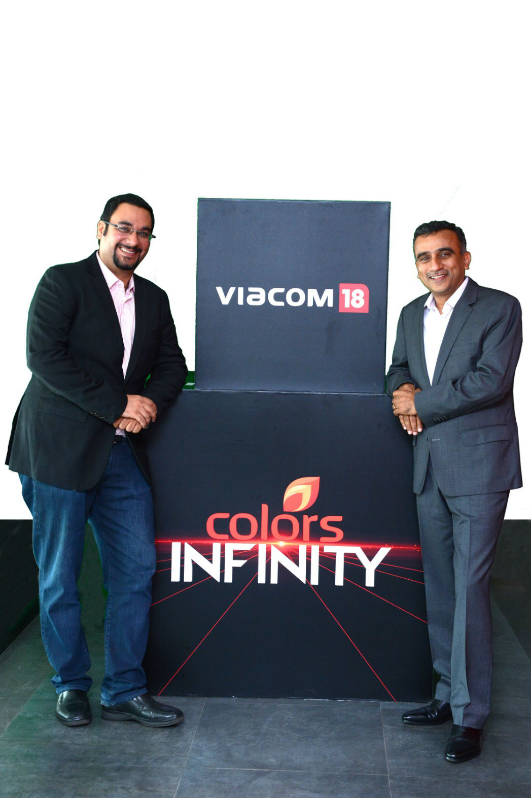 Viacom18 India executives, Viacom18 Group CEO Sudhanshu Vats - P 2015