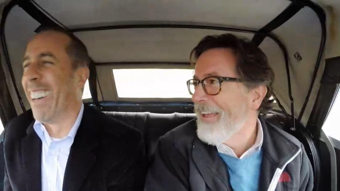 Comedians in Cars Getting Coffee Stephen Colbert - H 2015