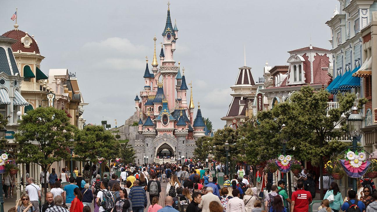 Disneyland Paris - H 2015