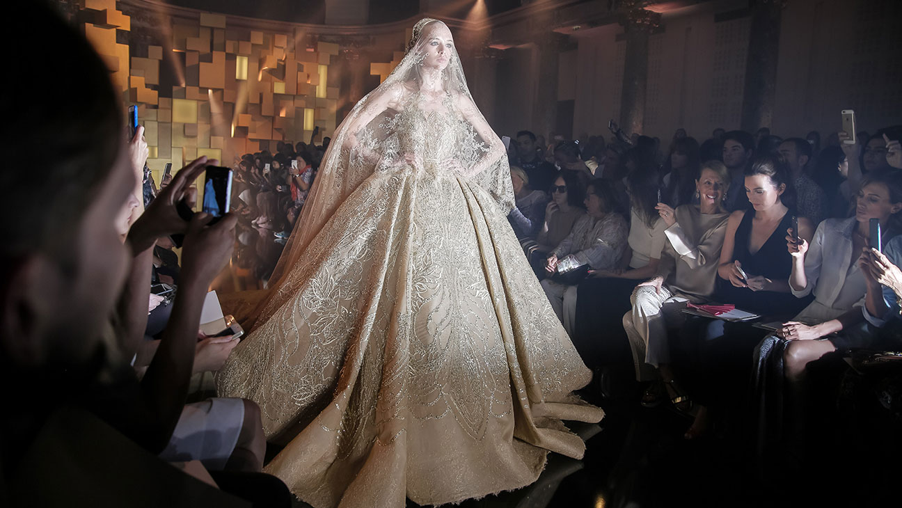 Elie Saab Couture Show AW15 - H 2015