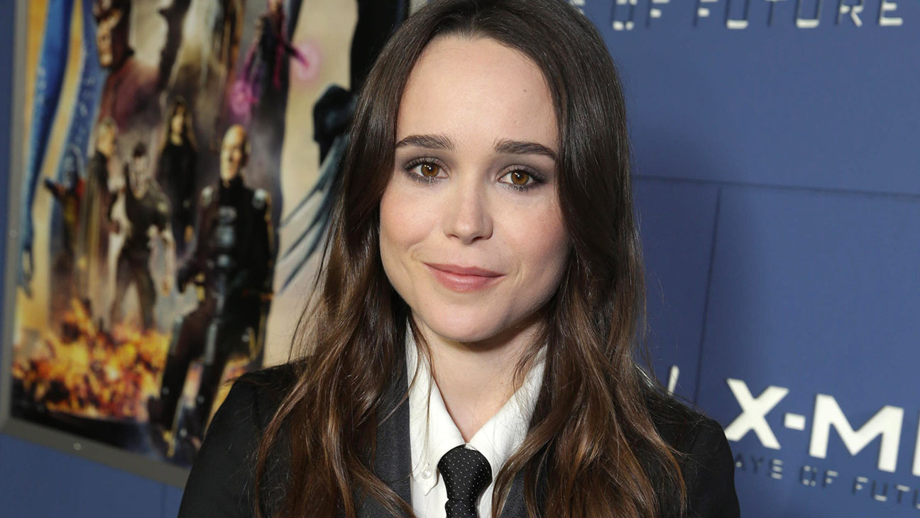 Ellen Page - H 2015