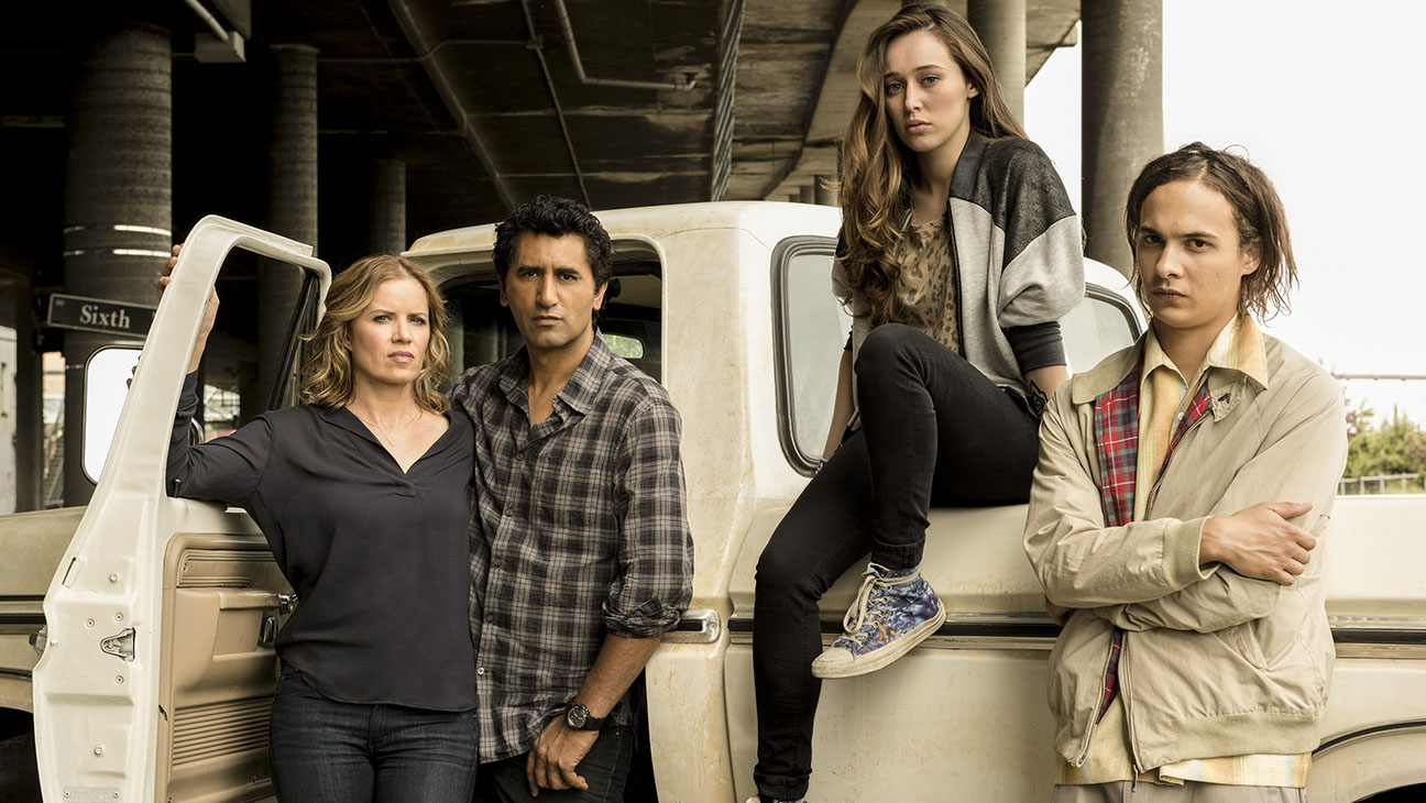 Fear the Walking Dead Cast - H 2015