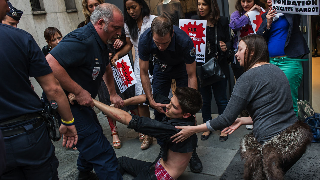 Fendi Protest - H 2015
