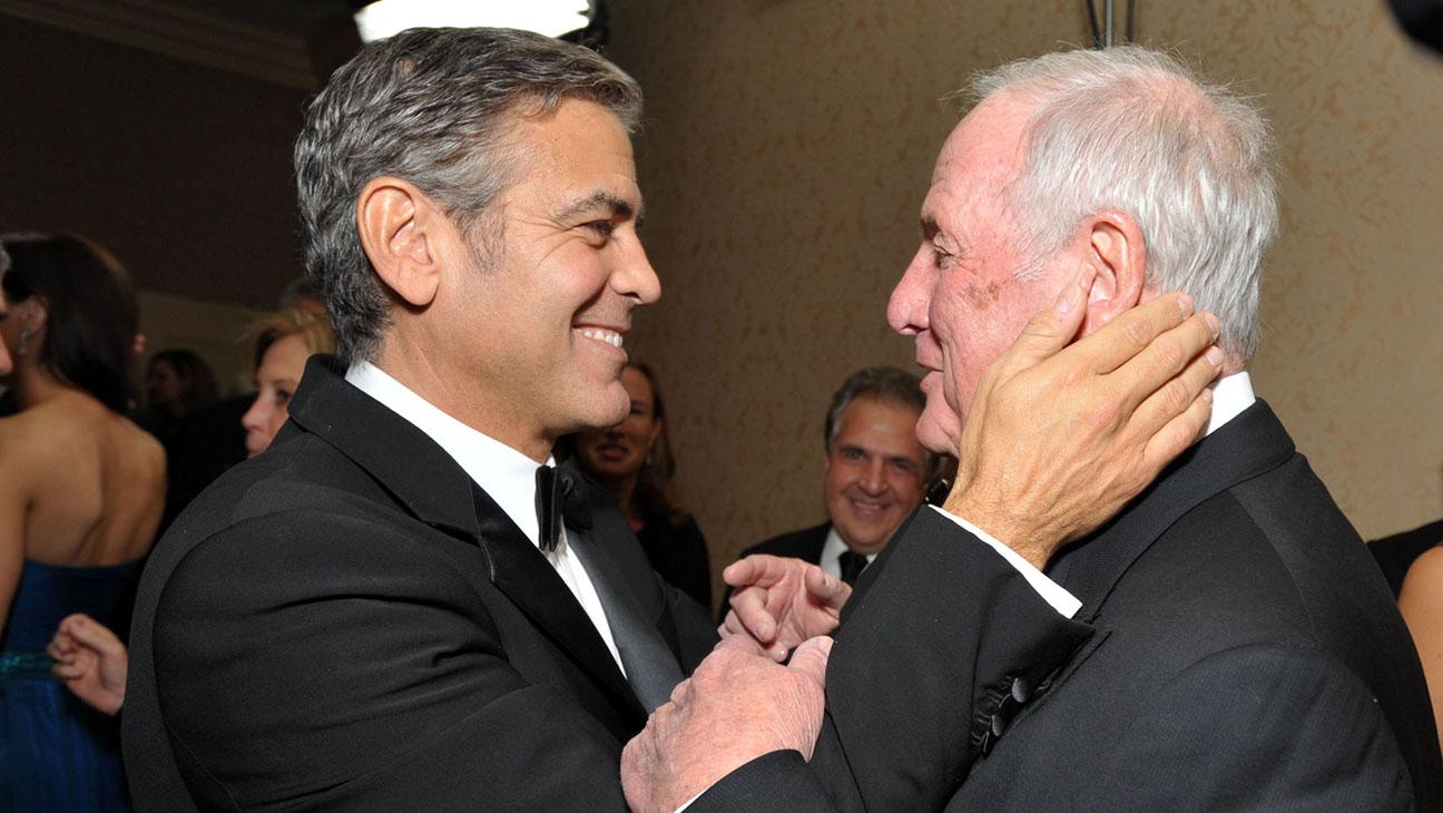 George Clooney Jerry Weintraub - H 2015