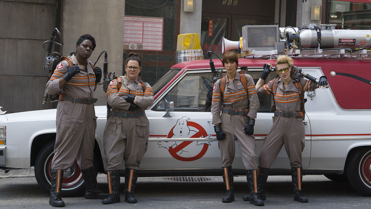 Ghostbusters 2016 Cast - H 2015