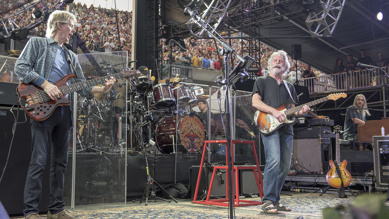 Grateful Dead Chicago Fare Thee Well Night 1 - H 2015