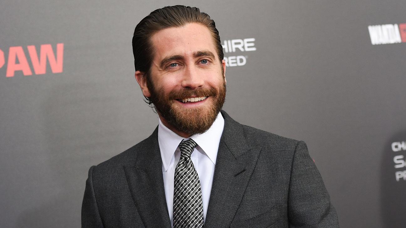 Jake Gyllenhaal - H 2015