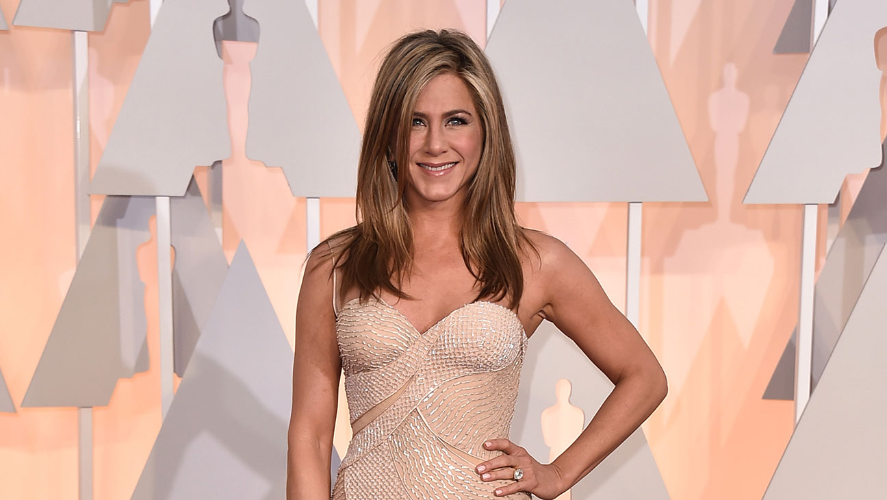 Jennifer Aniston, 2015 Oscars - H 2015