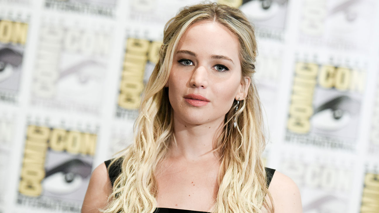 Jennifer Lawrence, 2015 Comic Con - H 2015