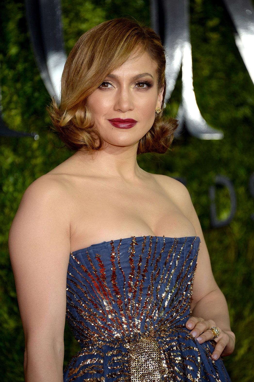 Jennifer Lopez, 2015 Tony Awards - P 2015