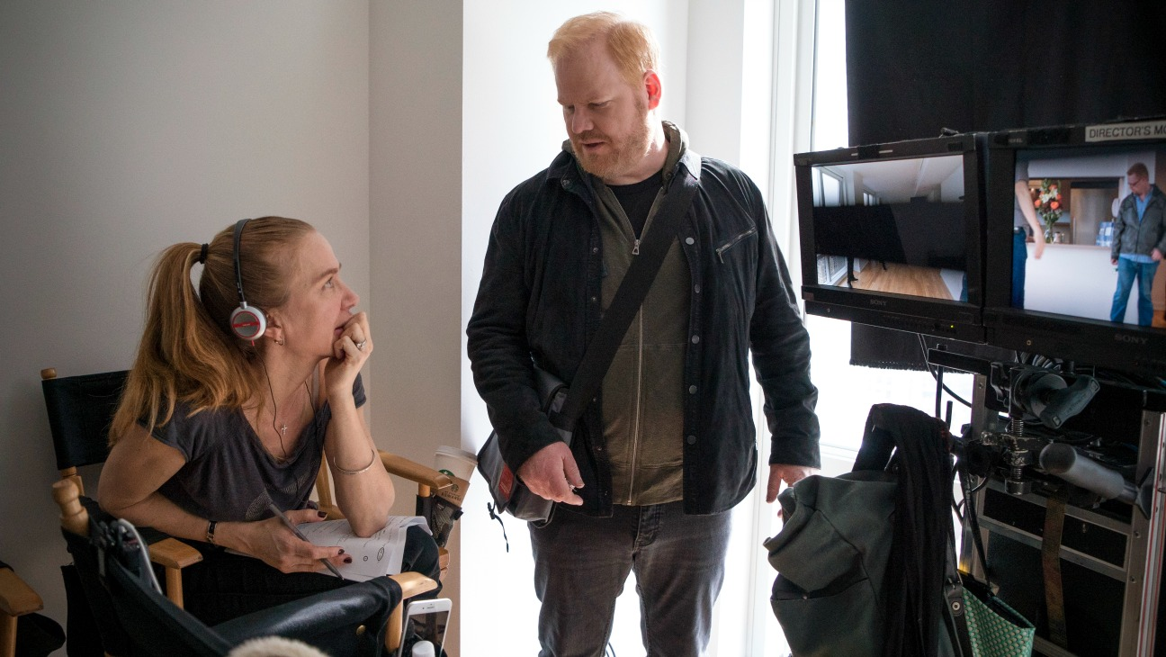 Jim and Jeannie Gaffigan - H - 2015