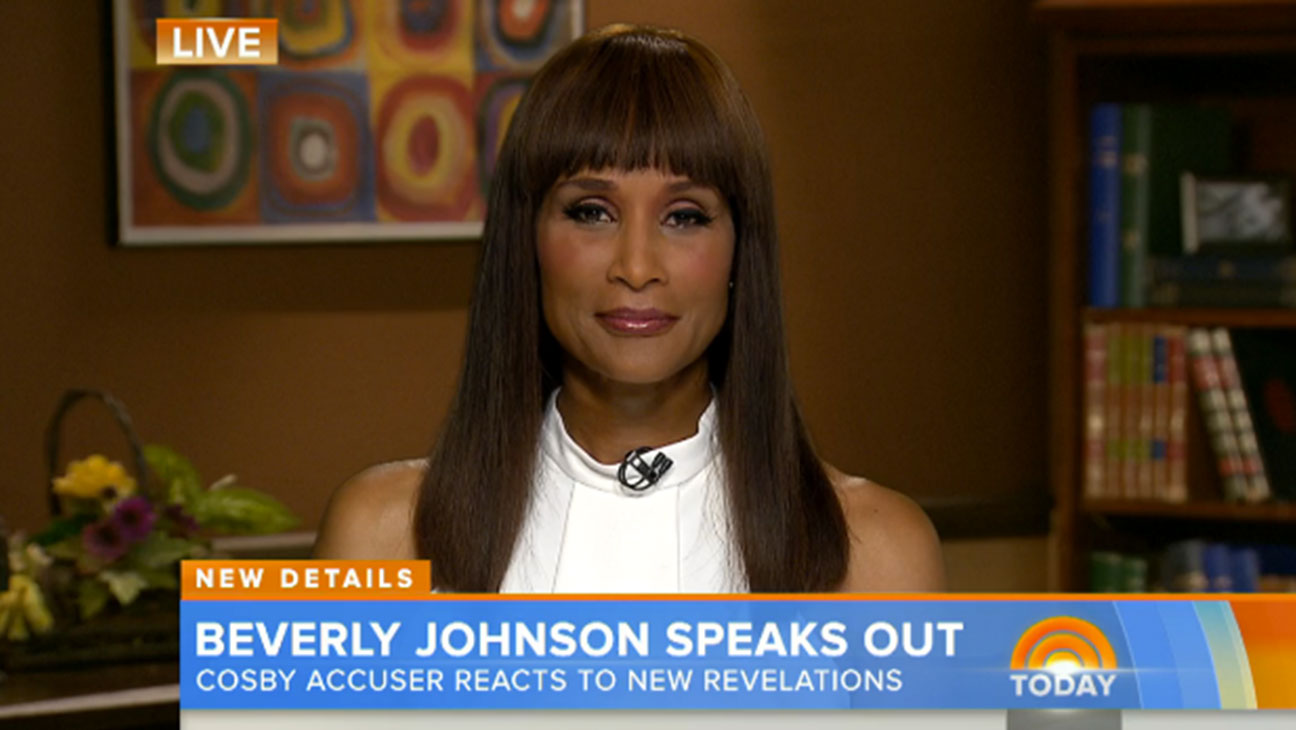 Beverly Johnson - H 2015