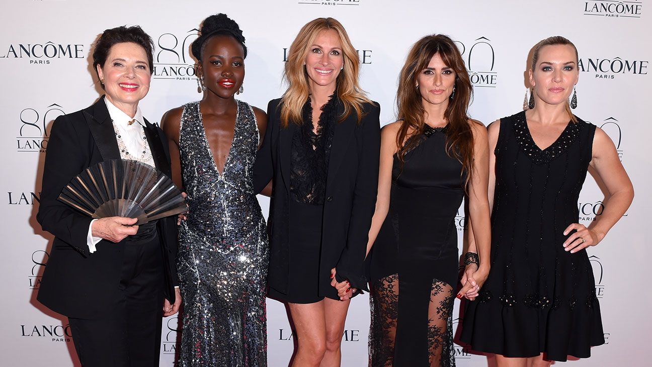 Lancome 80th Anniversary Party - H 2015