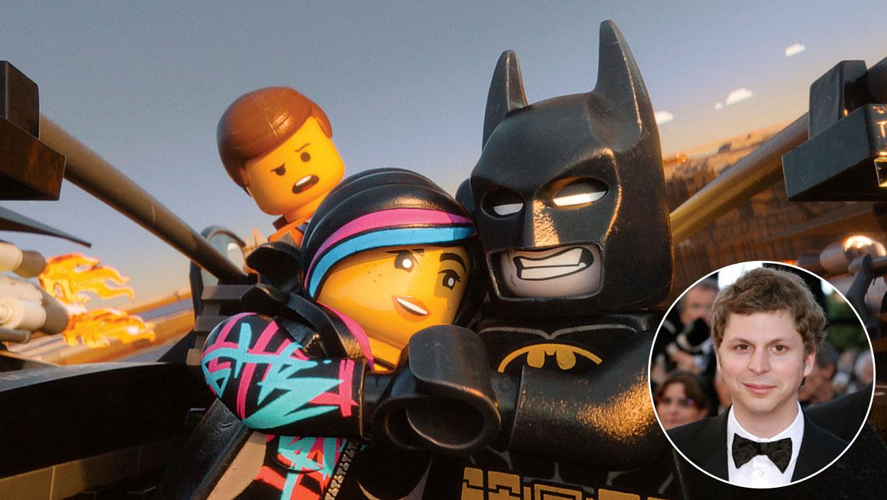 Lego Movie, Michael Cera Inset - H 2015