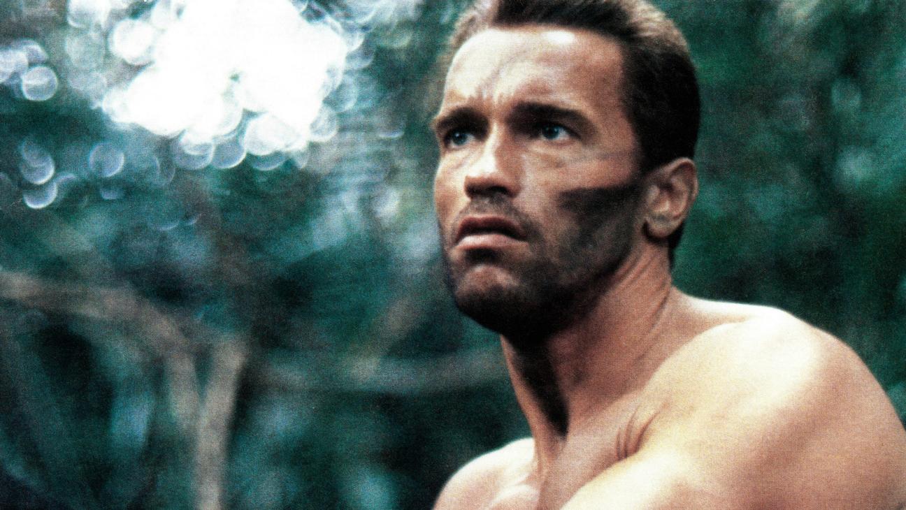 Predator Arnold Schwarzenegger - H 2015