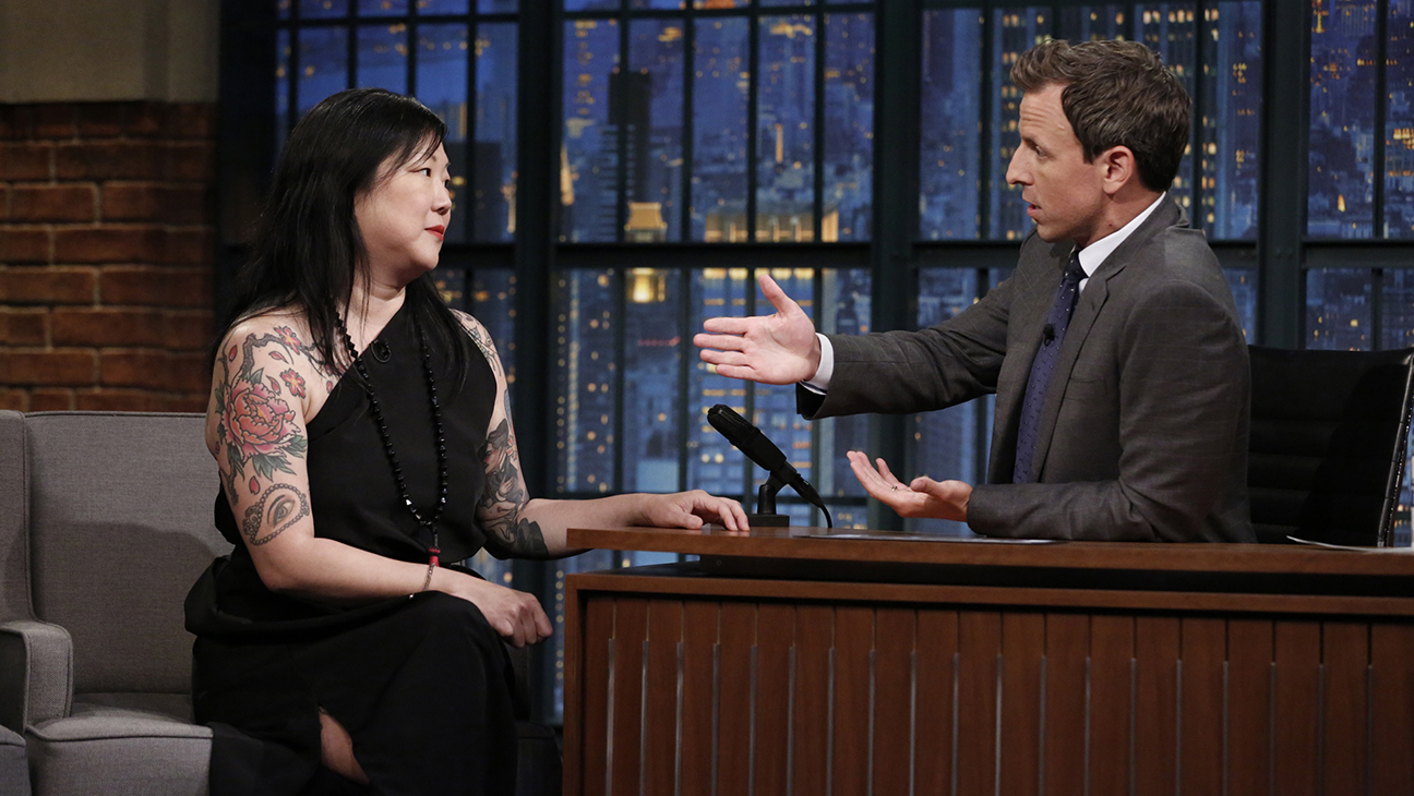 Margaret Cho Late Night H 2015