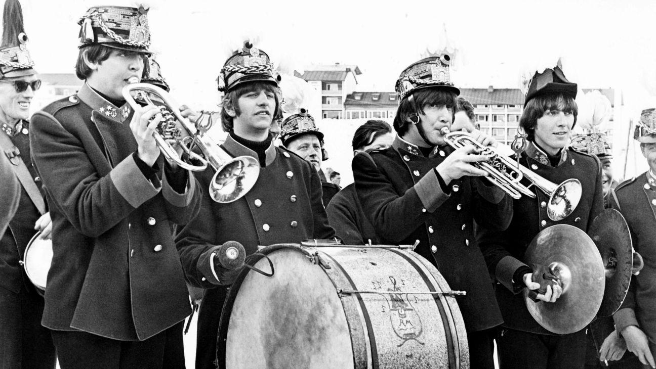 The Beatles Help - H 2015