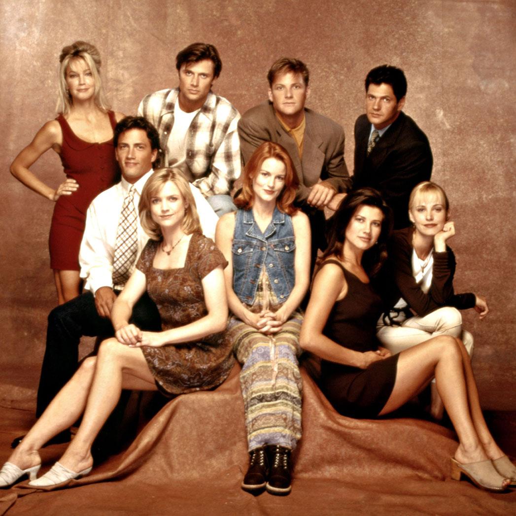 Melrose Place Cast - S 2015