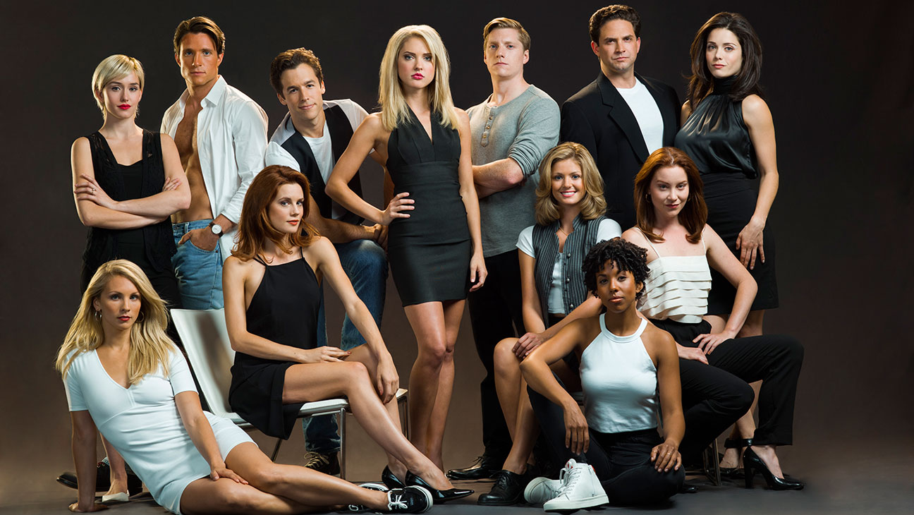 The Unauthorized Melrose Place Story Cast - H 2015