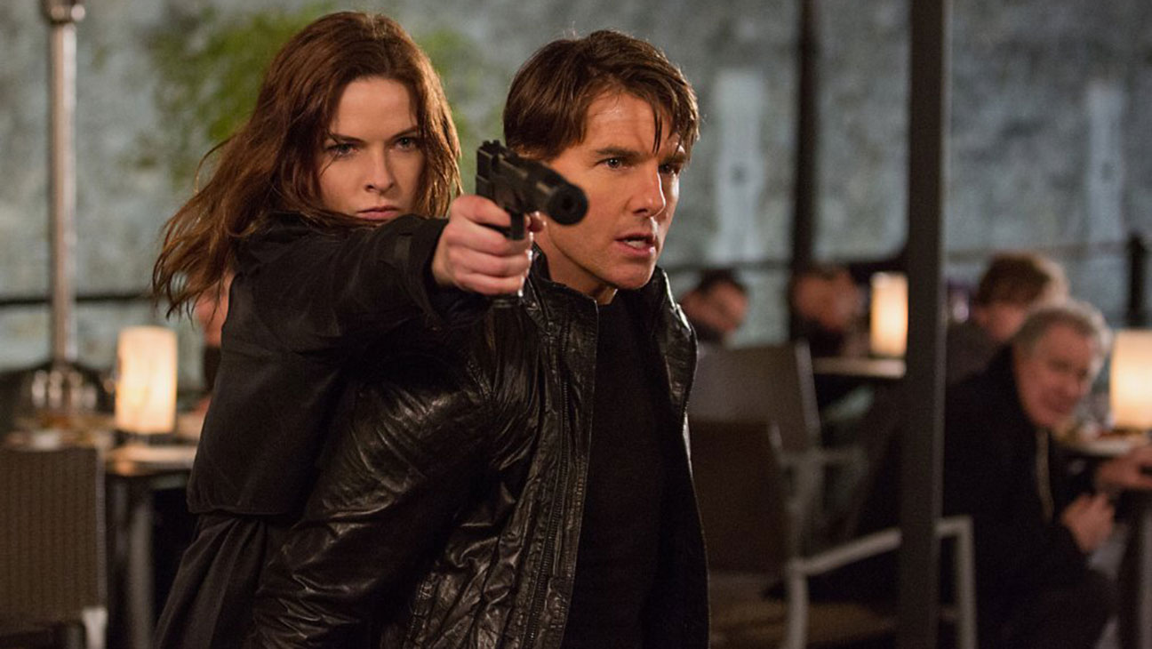 Mission: Impossible Rogue Nation Still 1 - H 2015