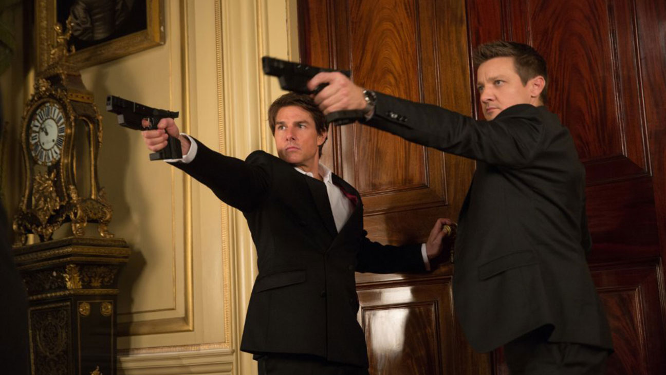 Mission: Impossible Rogue Nation Still 4 - H 2015