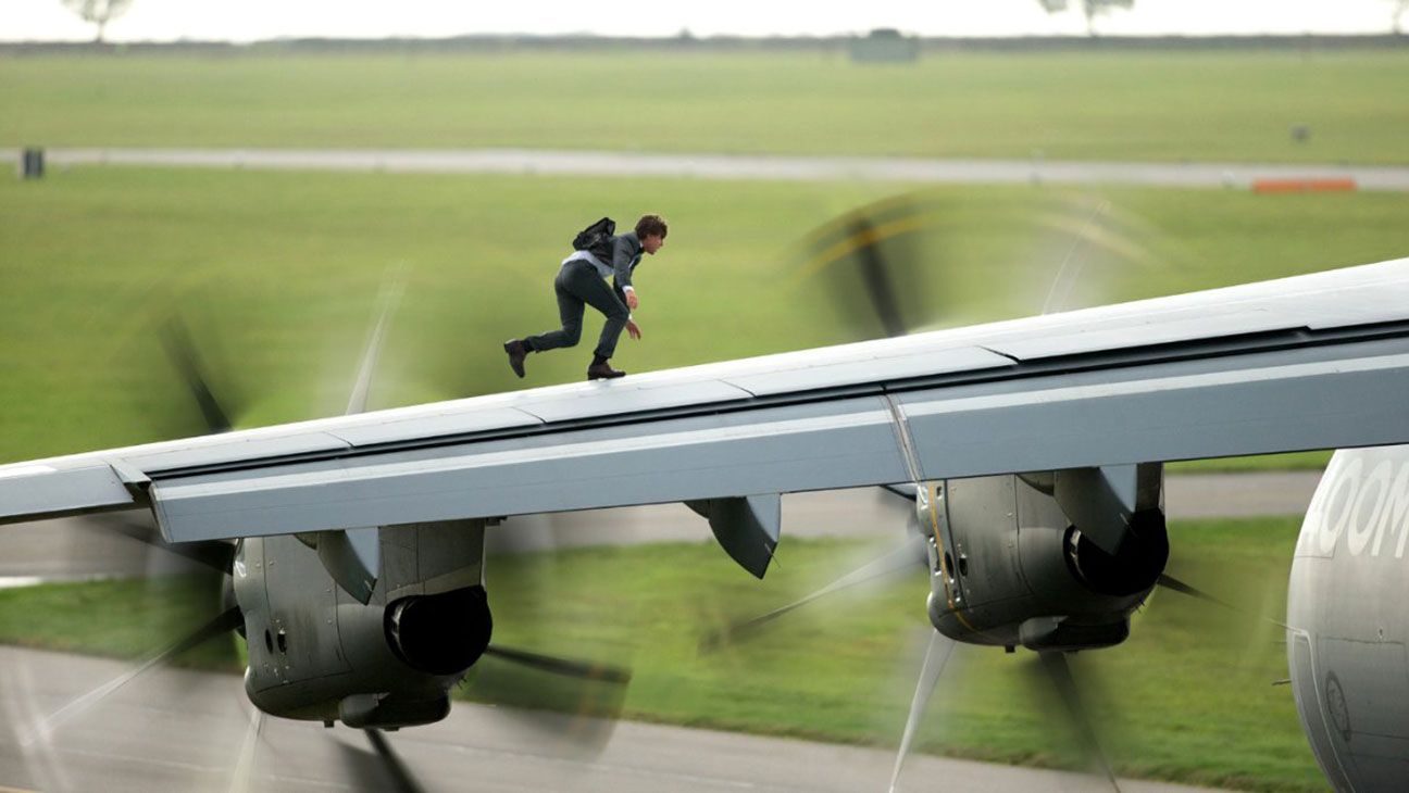 Mission: Impossible Rogue Nation Still 5 - H 2015