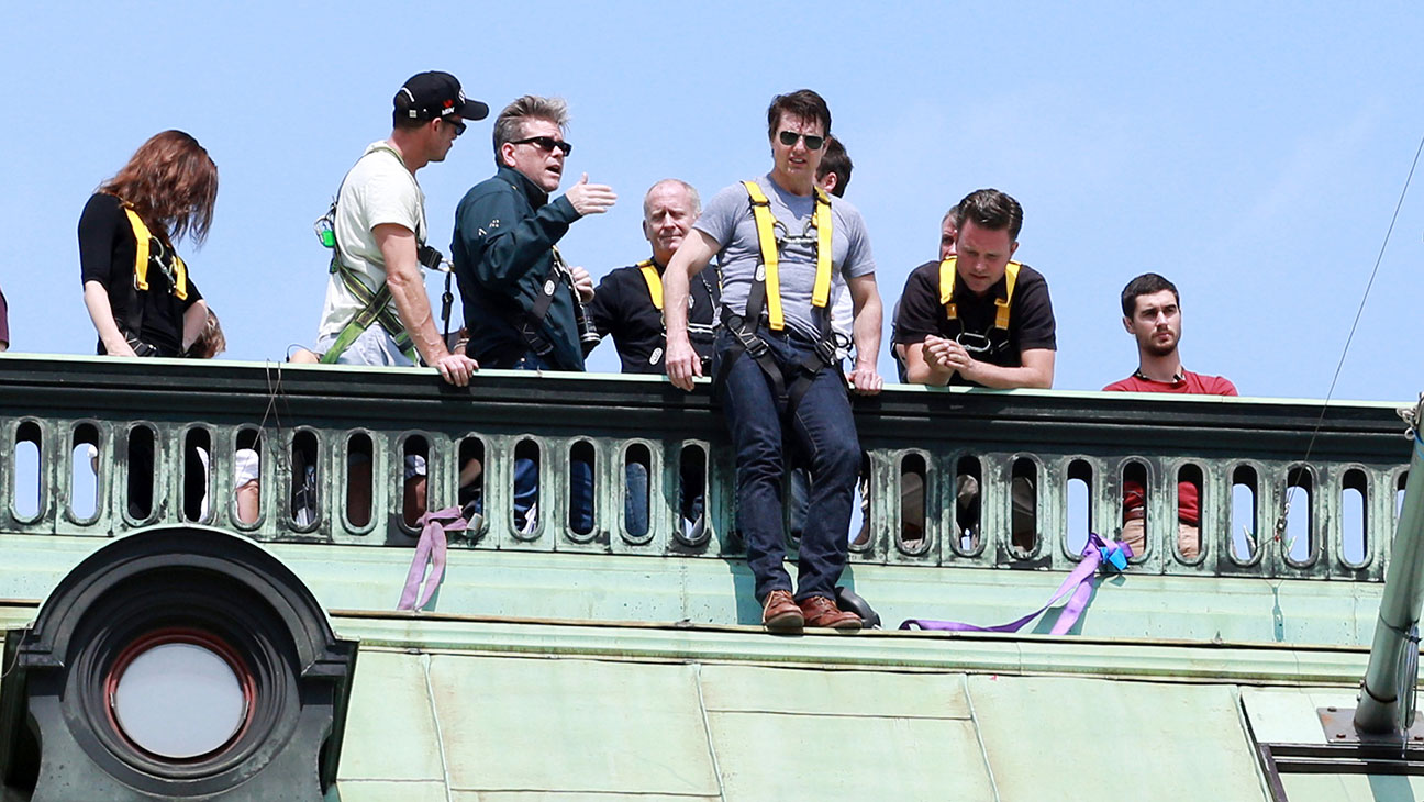 Mission: Impossible Rogue Nation, Vienna - H 2015