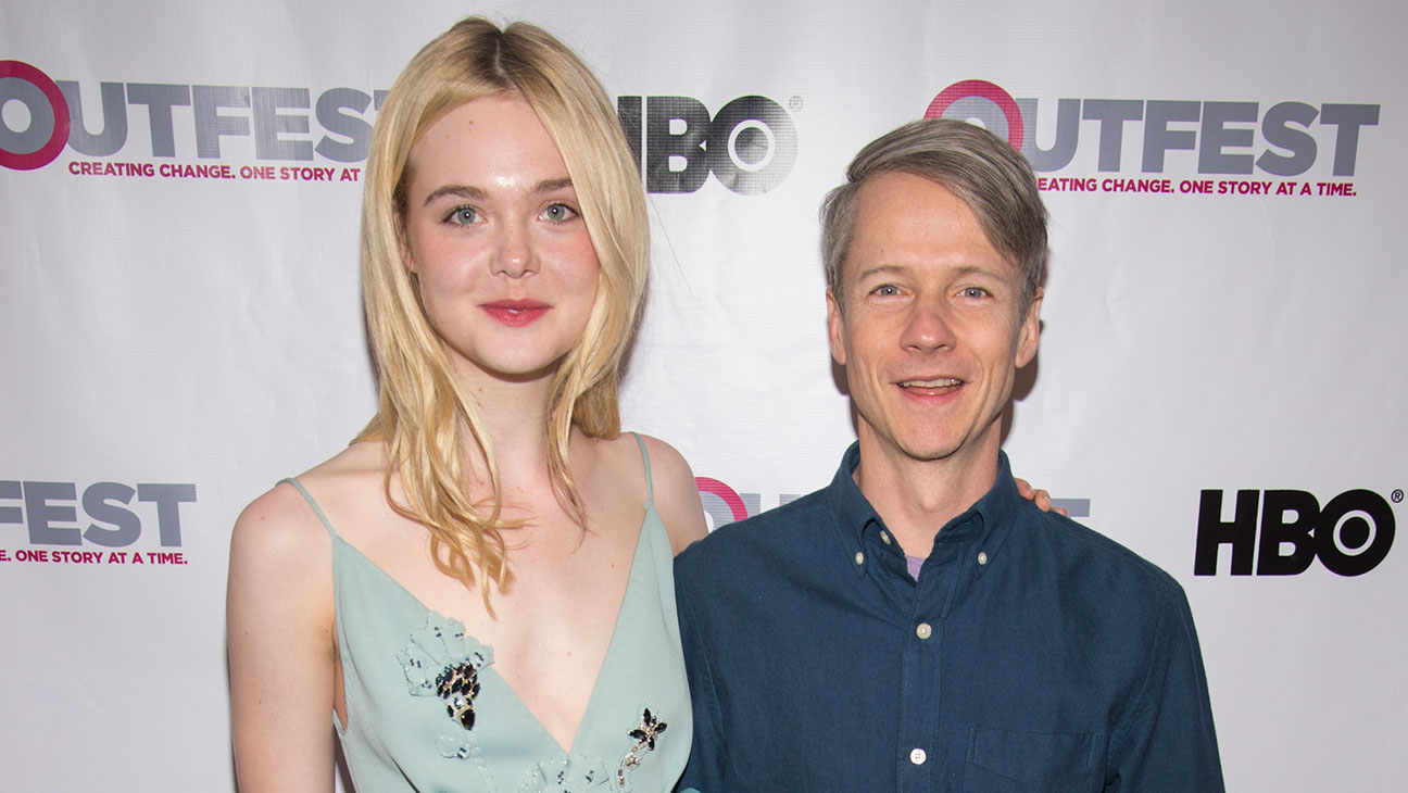 John Cameron Mitchell, Elle Fanning Outfest - H 2015