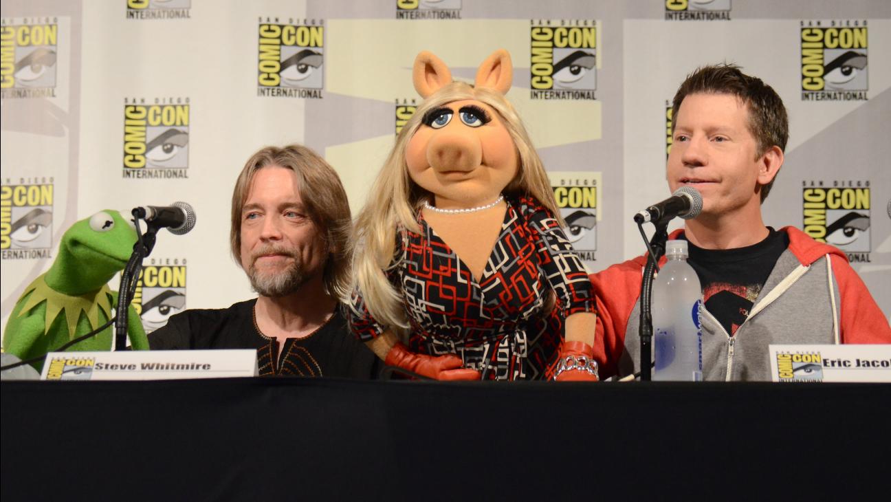 Muppets Comic-Con - H - 2015