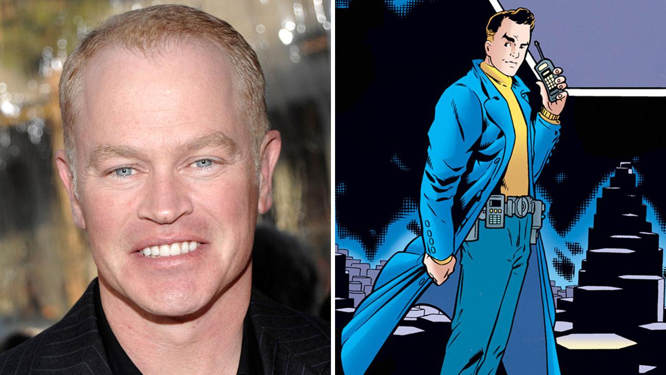 Neal McDonough, DC Comics Villain Split - H 2015