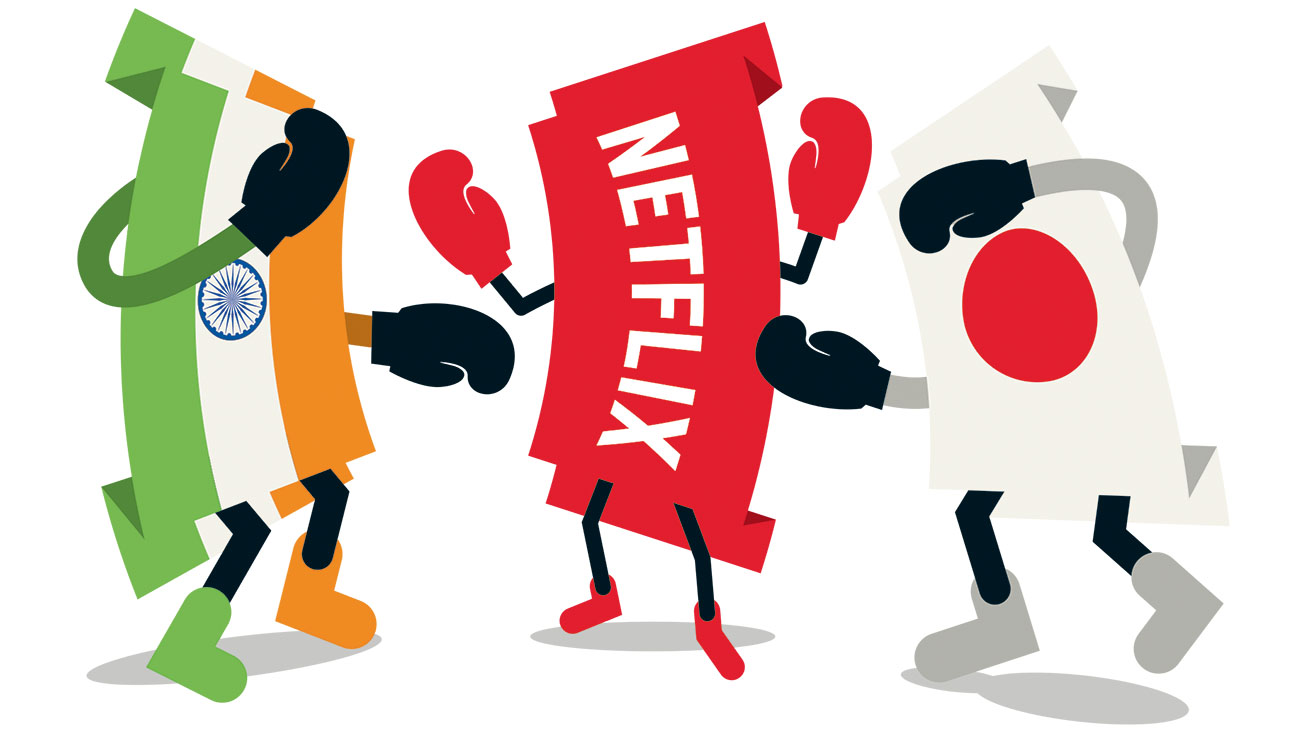 Netflix vs. The World - H 2015
