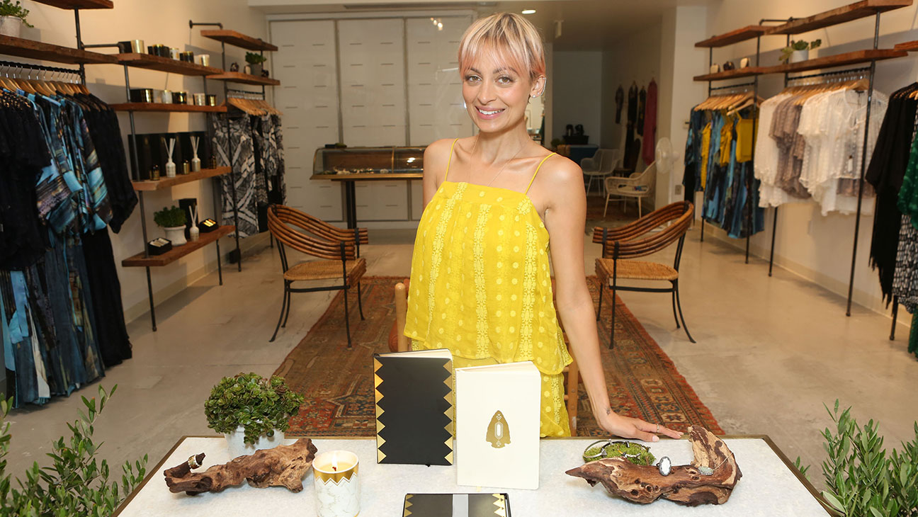 Nicole Richie, House of Harlow Store - H 2015