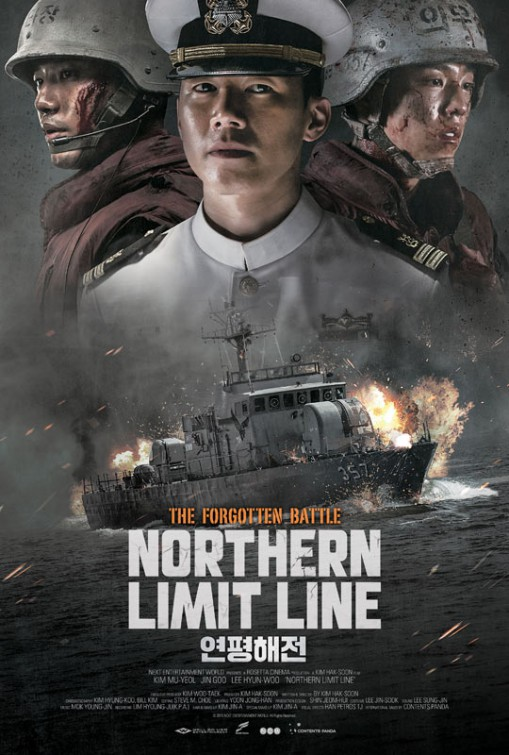 Northern Limit Line - POSTER