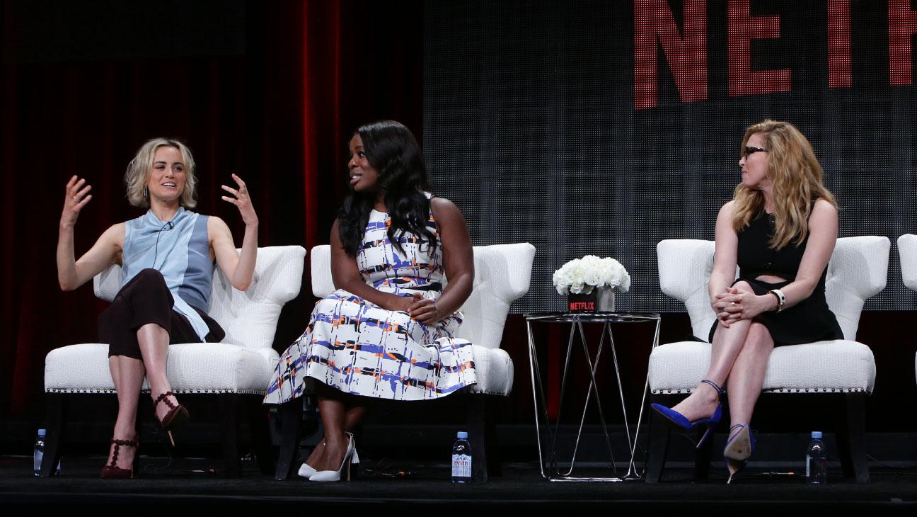 Orange is the New Black Netflix TCA - H 2015