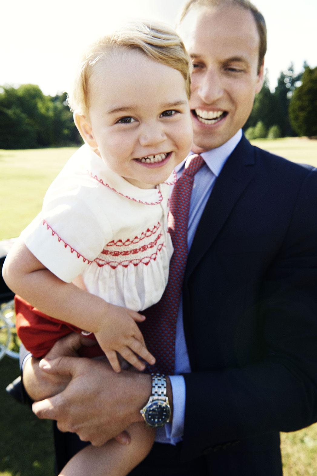 Prince William, Prince George - P 2015