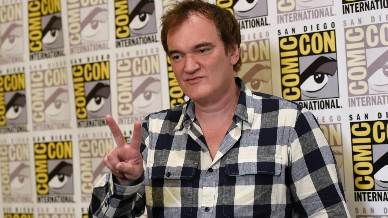 Quentin Tarantino - H - 2015