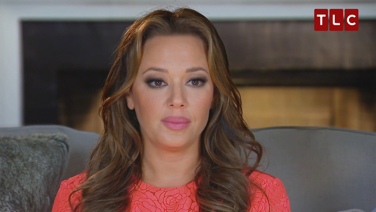 Leah Remini on TLC — H 2015