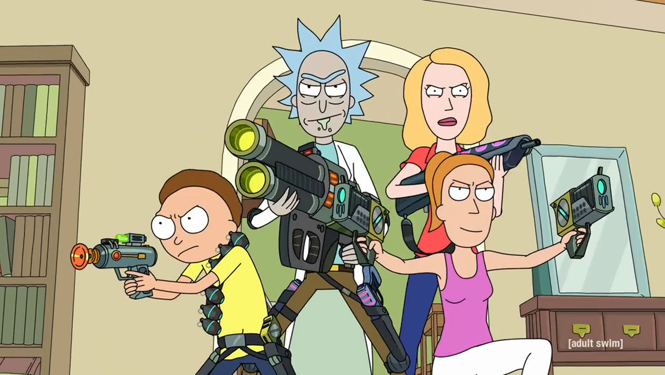 Rick and Morty S02 Still - H 2015