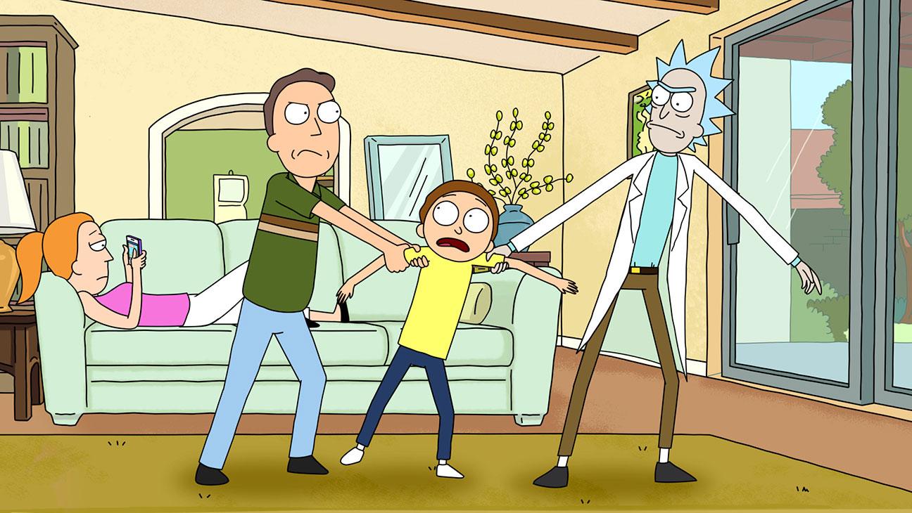 Rick and Morty Still - H 2015