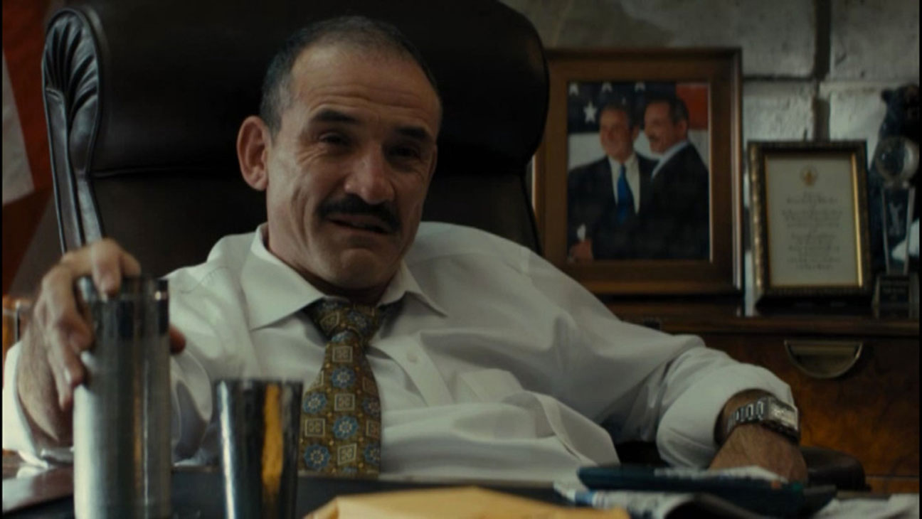 Richie Coster, True Detective - H 2015