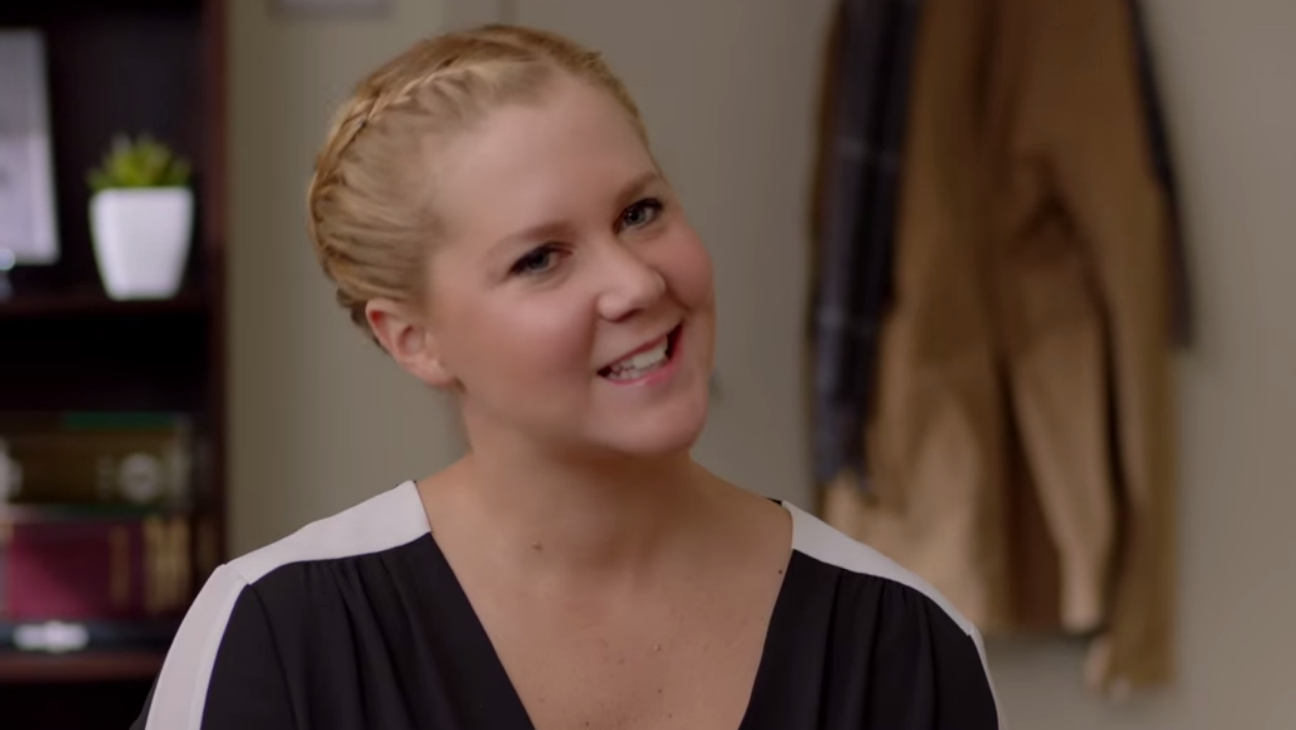 Amy Schumer Smile — H 2015