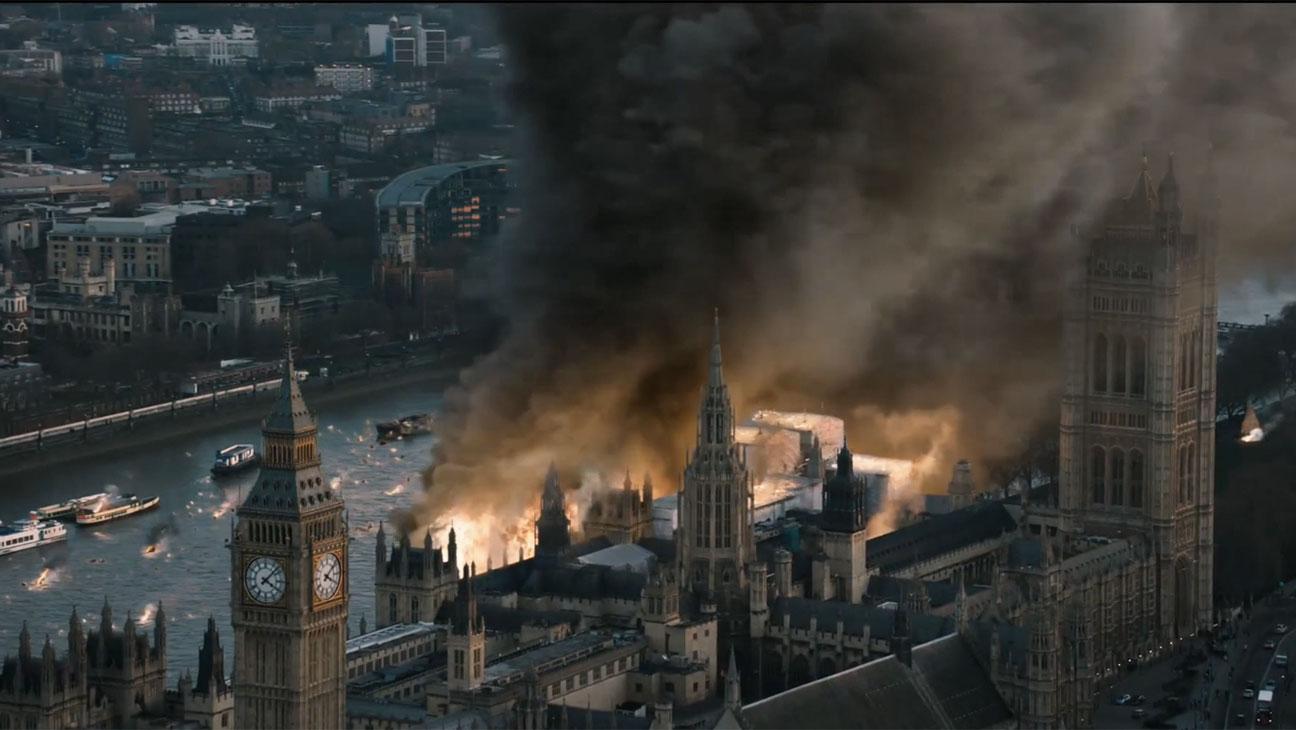 London Has Fallen Trailer Still - H 2015