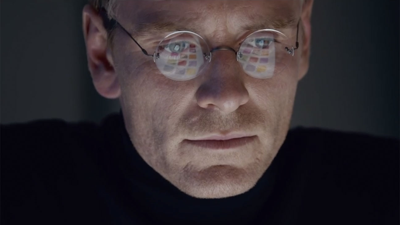 Steve Jobs Movie Still - H 2015